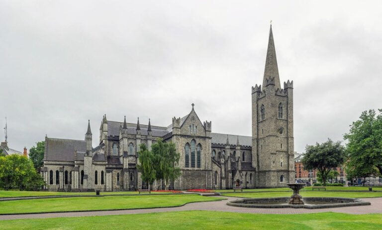 A two-day adventure in Dublin - St Patrick's Cathedral by Diliff