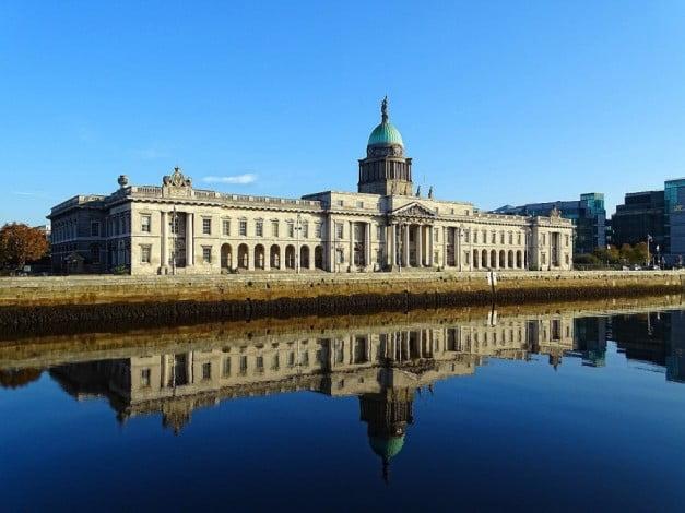 A two-day adventure in Dublin - The Custom House by Bjørn Christian Tørrissen