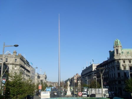 A two-day adventure in Dublin - The Spire by Stephen Sweeney