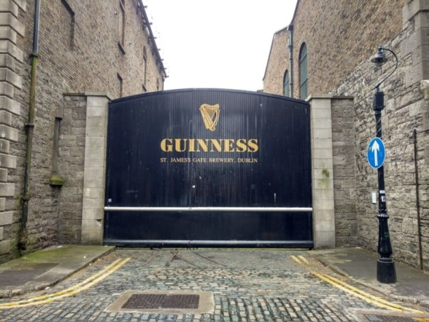 A two-day adventure in Dublin - Guinness Storehouse