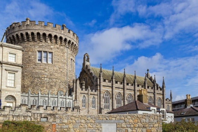 A two-day adventure in Dublin - Dublin Castle