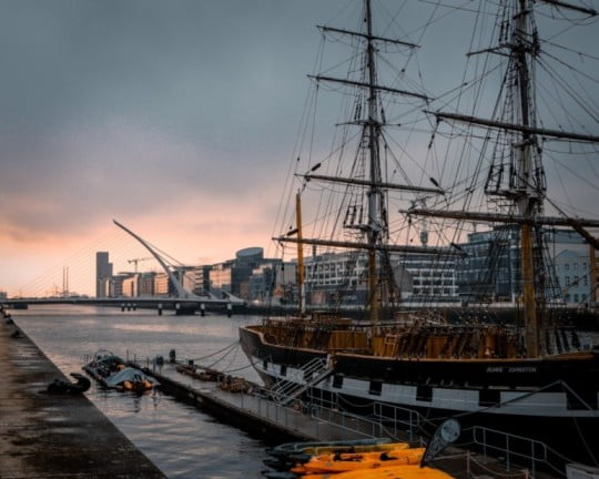 A two-day adventure in Dublin - The Jeanie Johnston: An Irish Famine Story