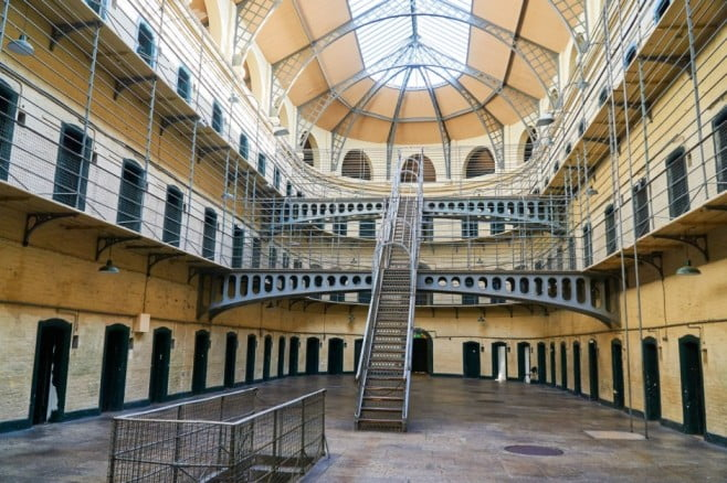 A two-day adventure in Dublin - Kilmainham Gaol