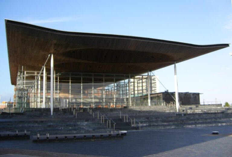 How to get the most of Cardiff in one entertaining day - The Senedd