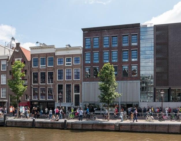 Amsterdam in 2 wonderful days - Anne Frank House by Dietmar Rabich
