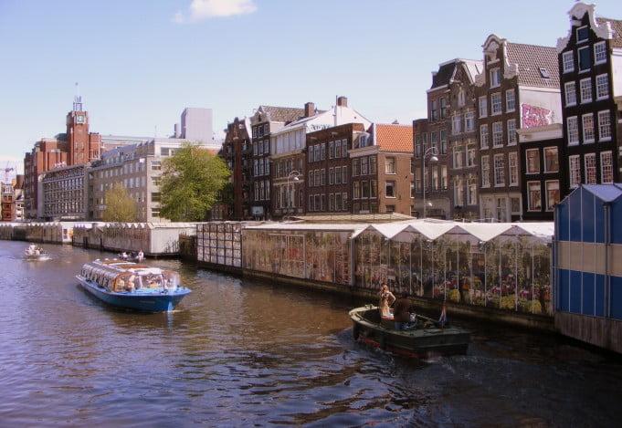 Amsterdam in 2 wonderful days - Bloemenmarkt by Jo Jakeman