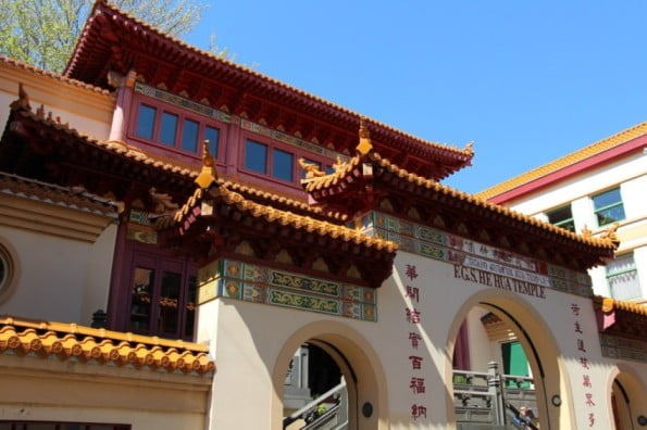 Amsterdam in 2 wonderful days - Fo Guang Shan He Hua Buddhist temple by Fred Romero