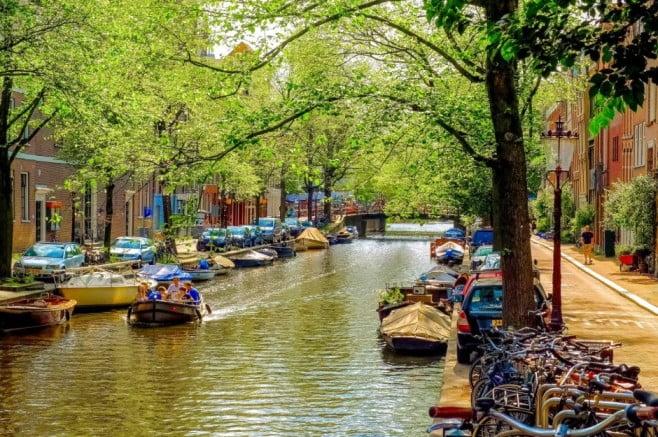 Amsterdam in 2 wonderful days - Jordaan