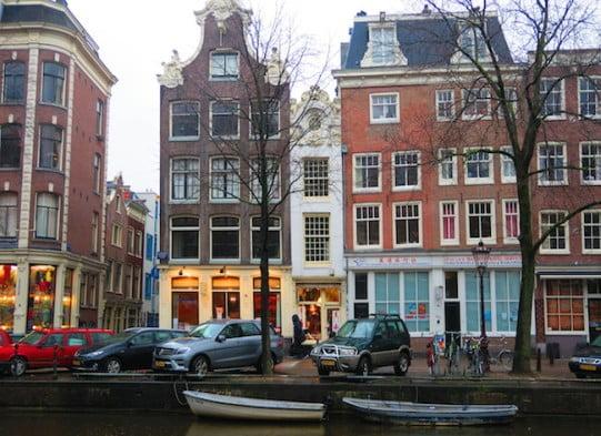 Amsterdam - The Kleine Trippenhuis by xdaysiny
