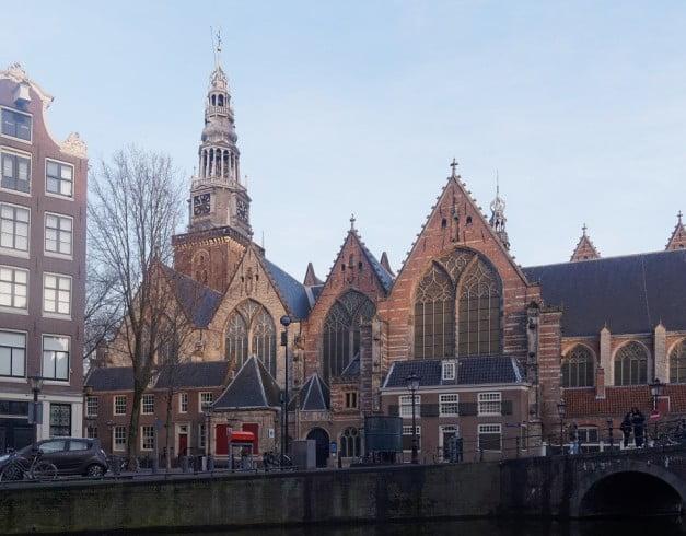 Amsterdam in 2 wonderful days - Oude Kerk by C messier