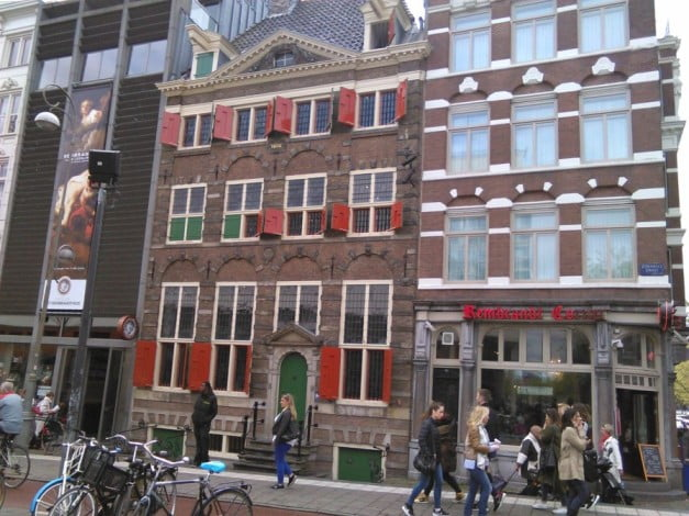 Amsterdam - Rembrandt House Museum by Bysmon