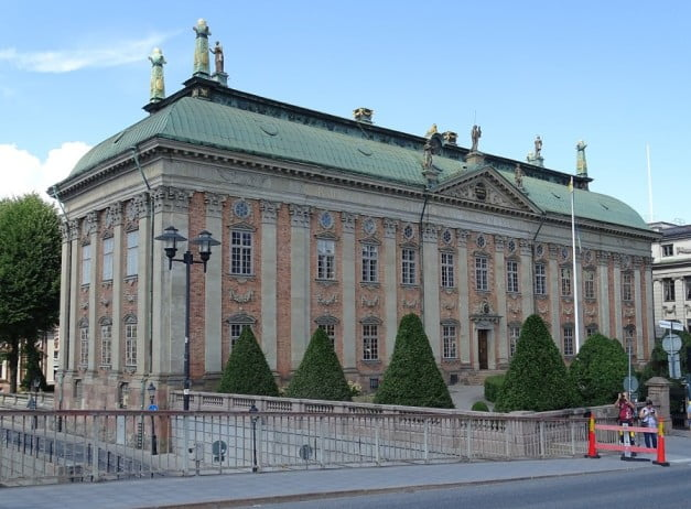 Stockholm in one unforgettable day - Riddarhuset by Ad Meskens