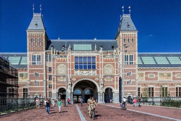 Amsterdam - Rijskmuseum by Ton Nolles