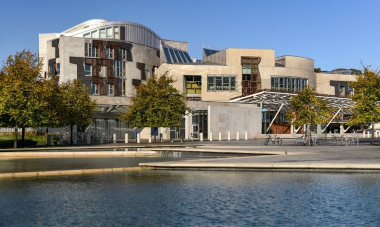 Edinburgh in 2 days - Scottish Parliament by Jorge Franganillo