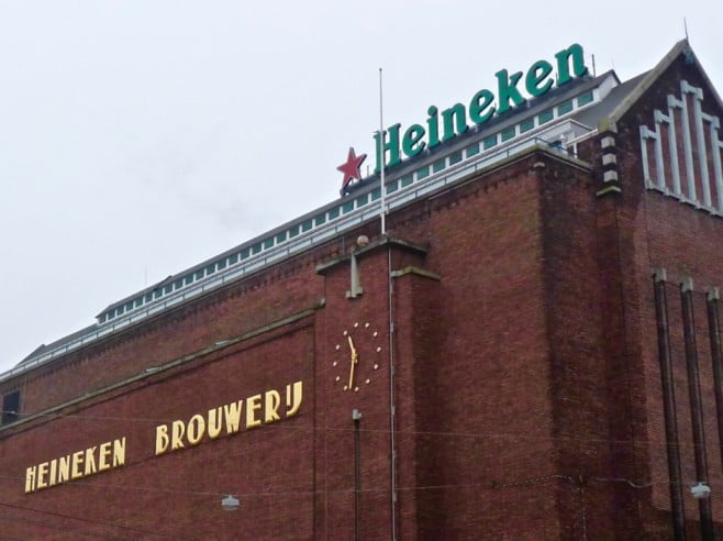 Amsterdam in 2 wonderful days - The Heineken Experience by Arjan Richter