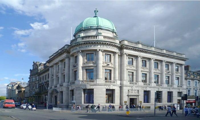Edinburgh - The Royal Society Building by kim traynor
