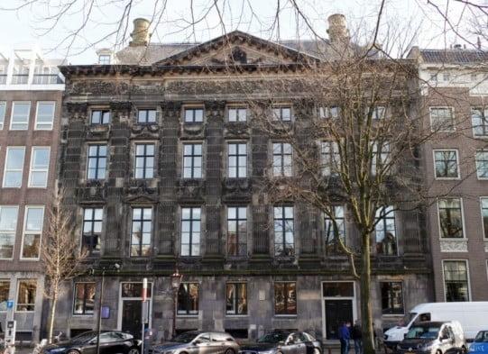 Amsterdam in 2 wonderful days - The Trippenhuis by jpmm