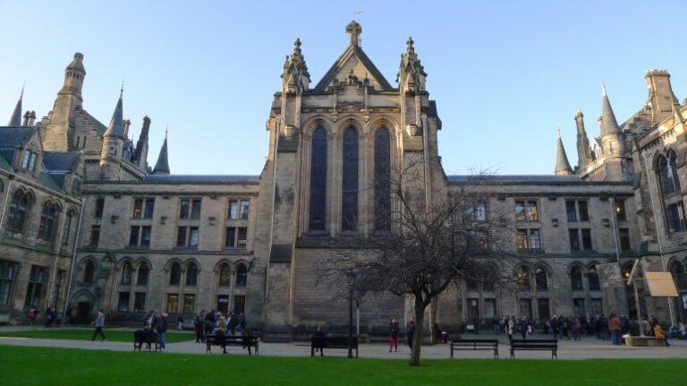 Glasgow - University of Glasgow by Alvin Leong