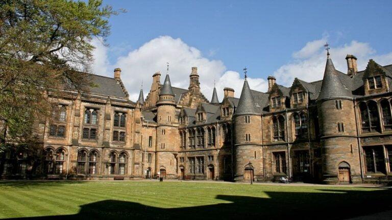 Glasgow - University of Glasgow by Mike Peel