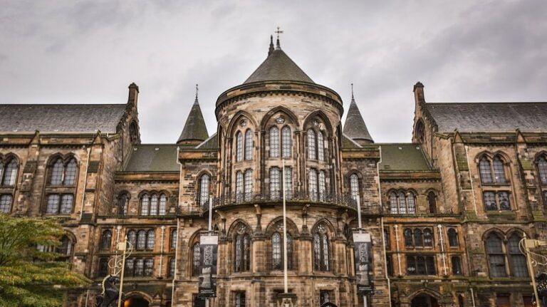 Glasgow - University of Glasgow by Tony Webster
