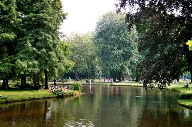 Amsterdam in 2 wonderful days - Vondelpark by Dguendel