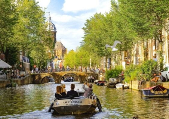 Amsterdam in 2 wonderful days