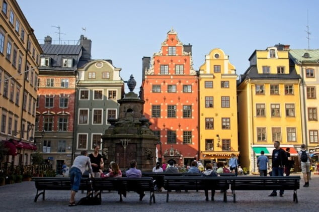 Stockholm in one unforgettable day - Stortorget