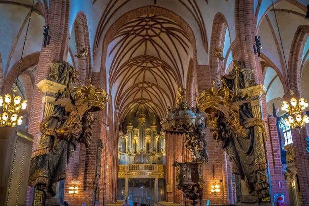 Stockholm - Storkyrkan