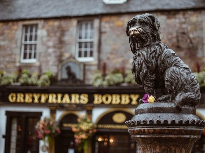 Edinburgh - Greyfriars Bobby