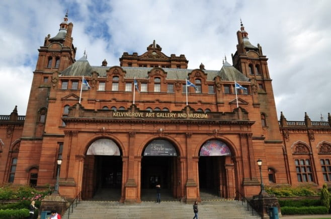 One day in Glasgow itinerary - Kelvingrove Art Gallery and Museum