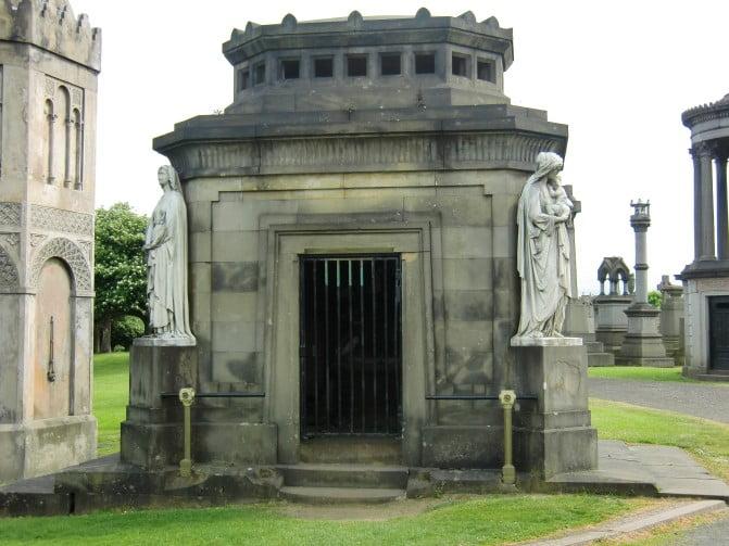 Glasgow - Glasgow Necropolis