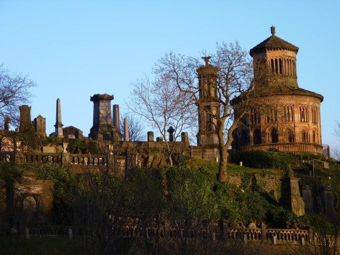 One day in Glasgow itinerary - Glasgow Necropolis