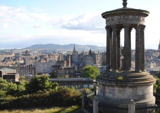 Edinburgh in 2 days - Feature Image
