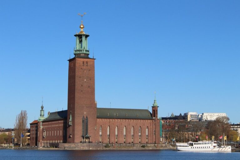Stockholm in one unforgettable day - City Hall