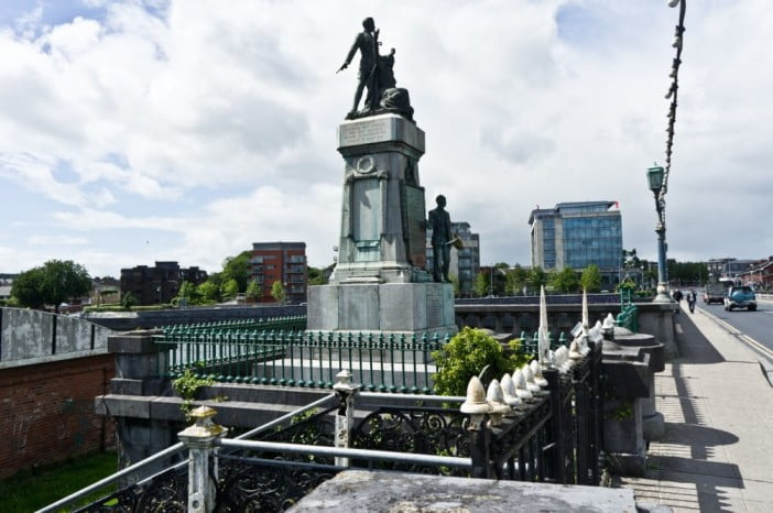 An unforgettable 5-day itinerary through Ireland and Northern Ireland - Limerick - 1916 Memorial by William Murphy