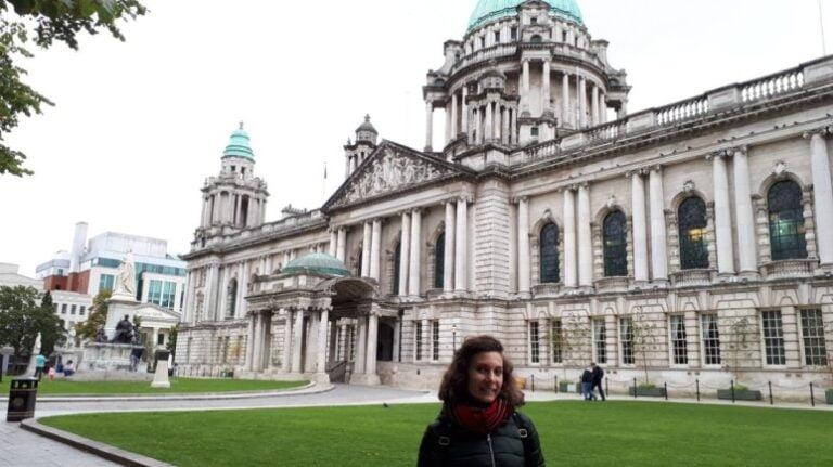Northern Ireland - Belfast- Belfast City Hall