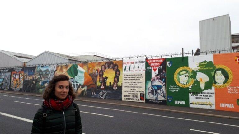 An unforgettable 5-day itinerary through Ireland and Northern Ireland - Belfast- Belfast Murals