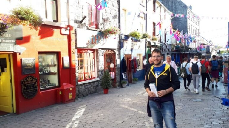 An unforgettable 5-day itinerary through Ireland and Northern Ireland - Galway - The Latin Quarter
