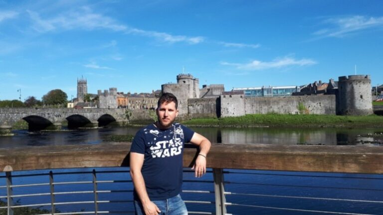 An unforgettable 5-day itinerary through Ireland and Northern Ireland - Limerick - King John's Castle