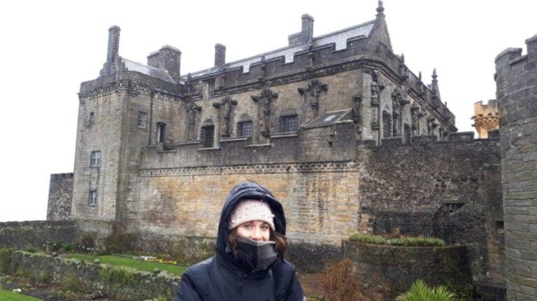 Scotland and Scottish Highlands - Stirling Castle