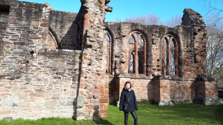 Scotland and Scottish Highlands - Beauly Priory