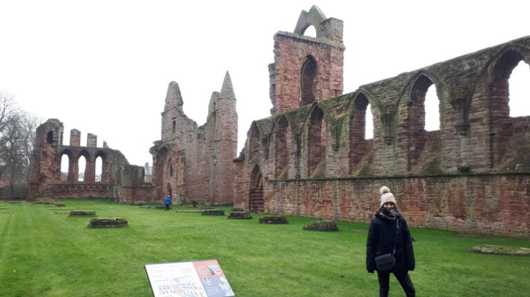 Scotland and Scottish Highlands: a 4-day road trip itinerary - Arbroath Abbey