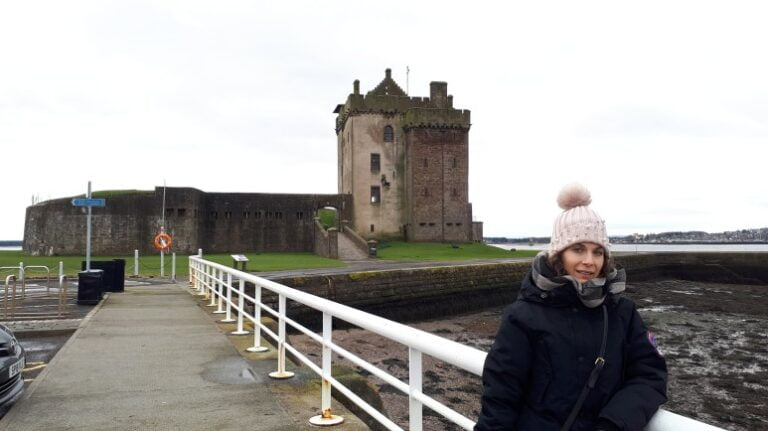 Scotland and Scottish Highlands: a 4-day road trip itinerary - Broughty Castle Museum