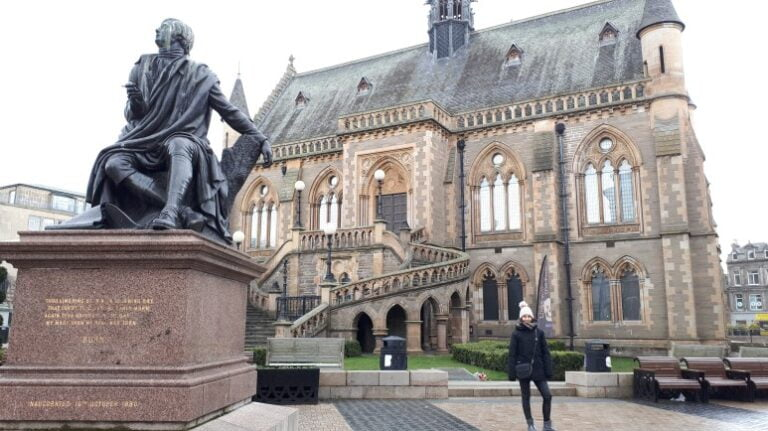 Scotland and Scottish Highlands: a 4-day road trip itinerary - Dundee - The McManus Art Gallery & Museum