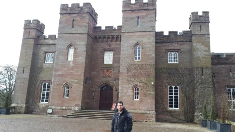 Scotland and Scottish Highlands: a 4-day road trip itinerary - Scone Palace