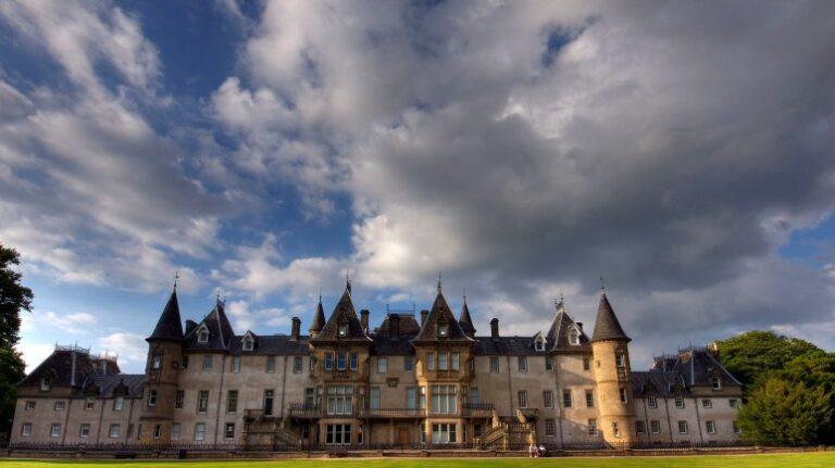 Scotland and Scottish Highlands - Callendar House by Neil Henderson