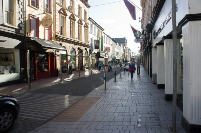 Cork - Oliver Plunkett Street by William Murphy