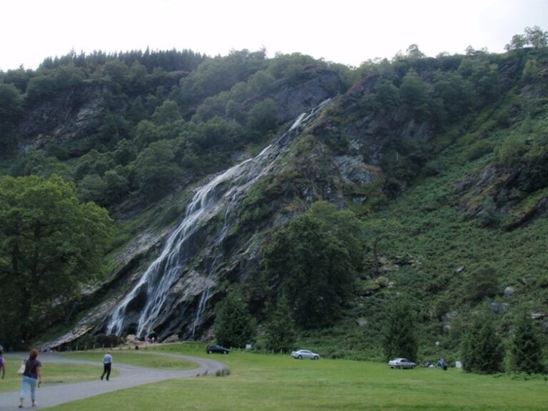 An unforgettable 5-day itinerary through Ireland and Northern Ireland - Powerscourt Waterfall by XeresNelro