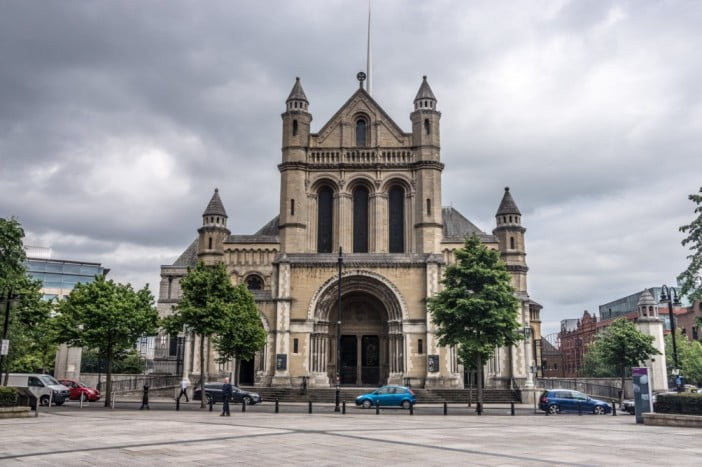 An unforgettable 5-day itinerary through Ireland and Northern Ireland - Belfast - St Anne's Cathedral by William Murphy