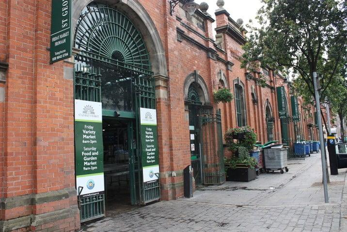 An unforgettable 5-day itinerary through Ireland and Northern Ireland - Belfast - St George's Market by Ardfern